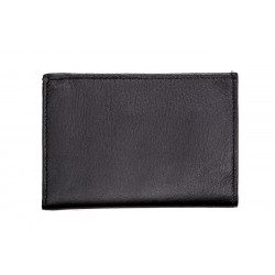 Poro - Black Arctic Leather